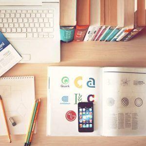 design-books-on-desk